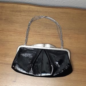 Perfect Black Clutch by HOBO